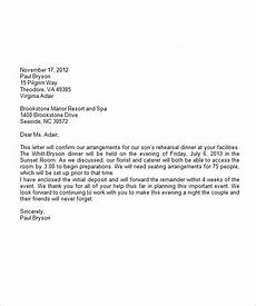 Business Letter With Letterhead Format Formal Business Letter Format 19 Download Free