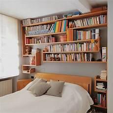 da letto con libreria 26 idee per arredare la da letto piccola in modo