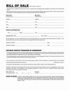 Bill Of Sale Form Download Free Kansas Vehicle Bill Of Sale Form Download Pdf Word