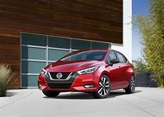 nissan versa sedan 2020 2020 nissan versa unveiled with standard safety tech