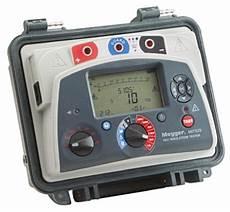 Service Tester Megger Repair Service Avo Megger Calibration Service