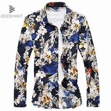 sleeve hawaiian shirt zeeshant 2018 fashion mens sleeve hawaiian shirt