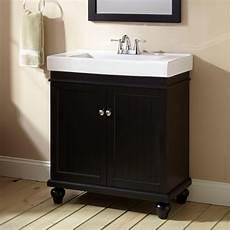 30 quot lander vanity black bathroom