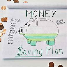 Money Saving Tracker How To Use A Savings Tracker Free Printable 2020
