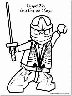 Malvorlagen Ninjago Lloyd Ausmalbilder Ninjago Lloyd Zum Ausdrucken