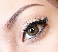 Light Brown Eye Contact Lenses Review Oh My Lens Contact Lenses Gimme 3 Color Hazel