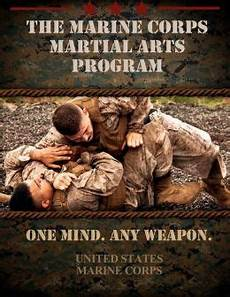 Marine Corp Martial Art The Marine Corps Martial Arts Program The Complete Combat