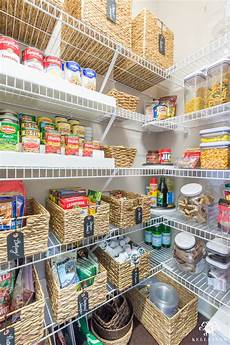 Organizing Pantry Shelves Nine Ideas To Organize A Small Pantry With Wire Shelving