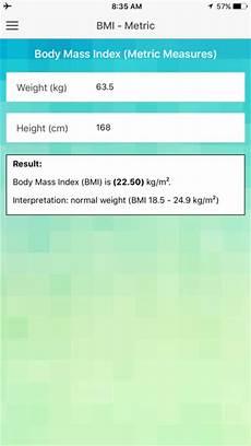 Bsa Weight Chart Body Calculator Bmi Bsa Ideal Body Weight App Download