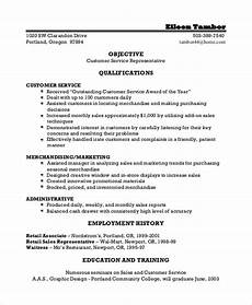 Good Resume For Customer Service Position Sample Good Resume Objective 8 Examples In Pdf Word