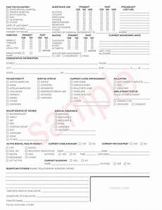 Nursing Patient Assessment Form 900210 Psych Emergency Nursing Patient Assessment