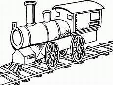 steam engine coloring pages coloring home