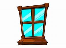 Windows Clip Art Library Of Windowpane Jpg Library Black Amp White Png Files