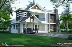 5 Crore House Design 50 Lakhs Cost Estimated 5 Bedroom Home Home Design Decor