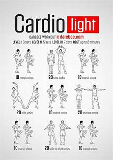 Cardiovascular Exercise Cardio Light Workout Cardiovascular System Aerobic
