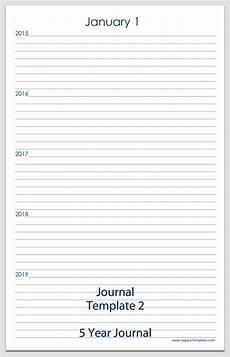 Journal Templates Journal Templates Printable Pdfs Legacy Templates
