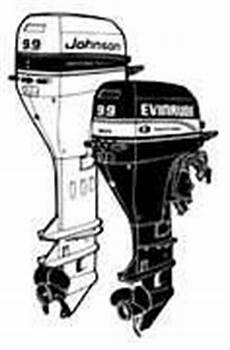 1996 Johnson Evinrude Outboards 8 Thru 15 Four Stroke