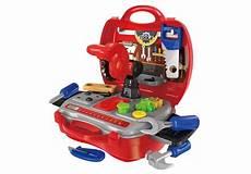 Werkzeug Set Spielzeug by Handwerker Set F 252 R Kinder Im Koffer Mechanikerset Werkzeug