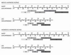 Women S Climbing Harness Size Chart How To Choose A Climbing Harness Outdoor Gear Exchange