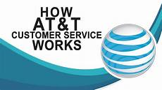 At T Costomer Service How At Amp T Customer Service Works Youtube