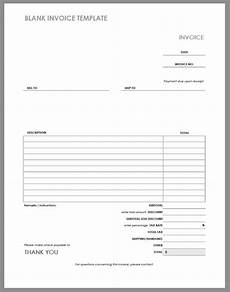 Templates For Invoices 55 Free Invoice Templates Smartsheet
