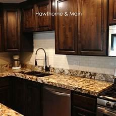 slate backsplash in kitchen diy kitchen backsplash hawthorne and