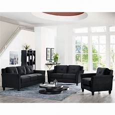 3 home furniture sofa loveseat chair set seats