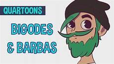 desenho cartoon quartoons 11 como desenhar barbas e bigodes estilo