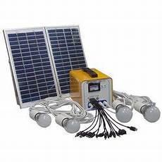 Kirloskar Solar Home Lighting System Solar Home Light Systems In Aurangabad घर क ल ए स लर
