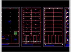 Banquet Hall Layout and Structure Design   Autocad DWG   Plan n Design
