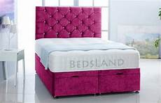 pink divan beds with mattress save upto 50 free
