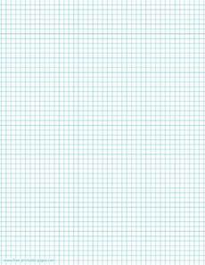 Graph Paper 5 Squares Per Inch Printable Squared Paper 5 Squares Per Inch Free