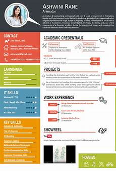 Visual Cv Template Visual Resume Combo Services Visual Cv Writing With