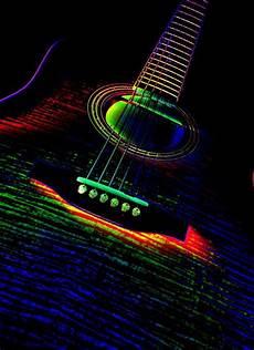 Neon Light Guitar Neon Guitar Cerca Con Google Multicolor Ii Pinterest