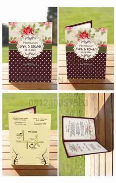 contoh undangan pernikahan terbaru contoh ijk