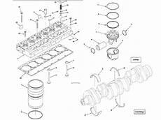 Cummins M11 Ism11 Engine Parts Catalogue Diesel Engine