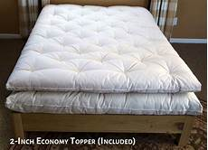 our surround ewe signature eco wool mattress is a