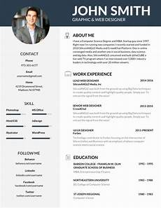 Online Resume Help Professional Resume Template Free New 50 Most Professional