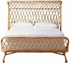 curved rattan bed king ikea bed bed rattan