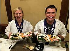 Tsukiji fish market explore   Sushi making experience tour