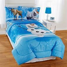 frozen floral reversible bedding