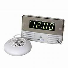 sonic alert digital alarm clock with bed shaker sa