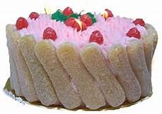 candela a forma di torta cereria introna dolci candela a forma di torta savoiardi