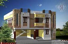 2nd Floor House Design In India Indian House Design Double Floor Buildings Designs4