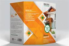 Brochures For Real Estate Free 41 Real Estate Brochure Designs Amp Examples In Psd