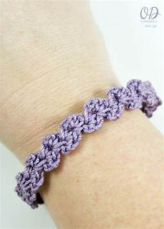 my favorite bracelet pattern oombawka design crochet