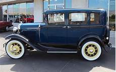 1930 Ford Model A Fordor Stock F332 For Sale Near Palm