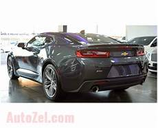 2018 Camaro Rs Lights Brand New Chevrolet Camaro Rs 2018 Gray Gcc Specs