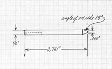Cma Adjustments Chart Carter Carburetor Metering Rod Adjustment