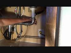 Remove Kitchen Faucet How To Remove A Kitchen Sink Faucet Part 2
